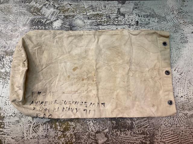 4月1日(水)マグネッツ大阪店、春ヴィンテージ入荷!!#2 U.S.Military Bag編!! Navy MusetteBag & Mark133 MOD2、M-432A!!_c0078587_23134413.jpg