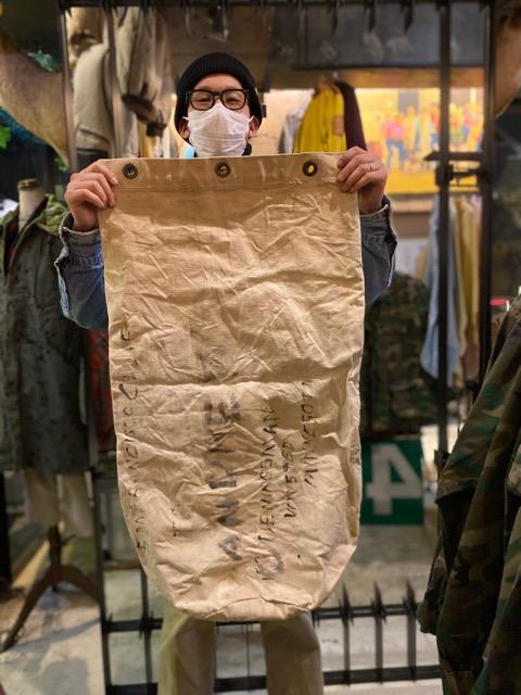 4月1日(水)マグネッツ大阪店、春ヴィンテージ入荷!!#2 U.S.Military Bag編!! Navy MusetteBag & Mark133 MOD2、M-432A!!_c0078587_23152956.jpg