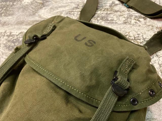 4月1日(水)マグネッツ大阪店、春ヴィンテージ入荷!!#2 U.S.Military Bag編!! Navy MusetteBag & Mark133 MOD2、M-432A!!_c0078587_2325822.jpg
