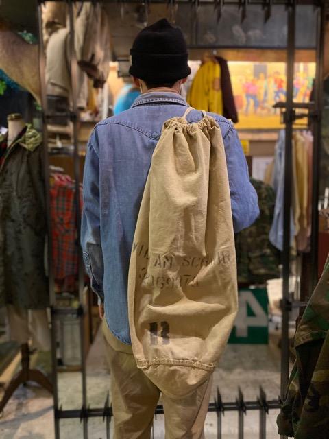 4月1日(水)マグネッツ大阪店、春ヴィンテージ入荷!!#2 U.S.Military Bag編!! Navy MusetteBag & Mark133 MOD2、M-432A!!_c0078587_2326461.jpg