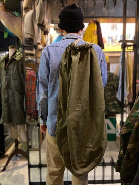 4月1日(水)マグネッツ大阪店、春ヴィンテージ入荷!!#2 U.S.Military Bag編!! Navy MusetteBag & Mark133 MOD2、M-432A!!_c0078587_23323424.jpg