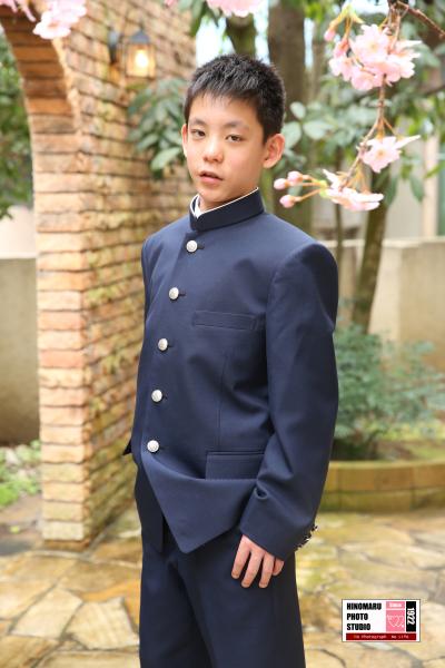 いっさくん☆入学_b0203705_12361948.jpg