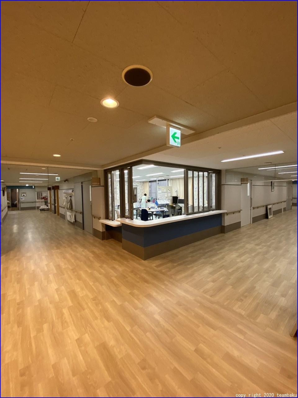 N病院グループ N病院東館 介護医療院 転換改修工事 4_c0376508_10424229.jpg