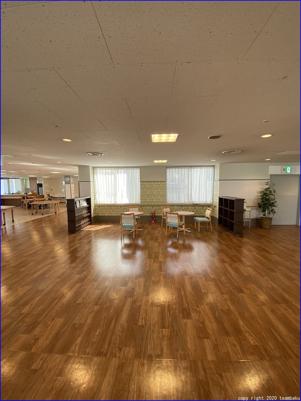 N病院グループ N病院東館 介護医療院 転換改修工事 4_c0376508_10424450.jpg