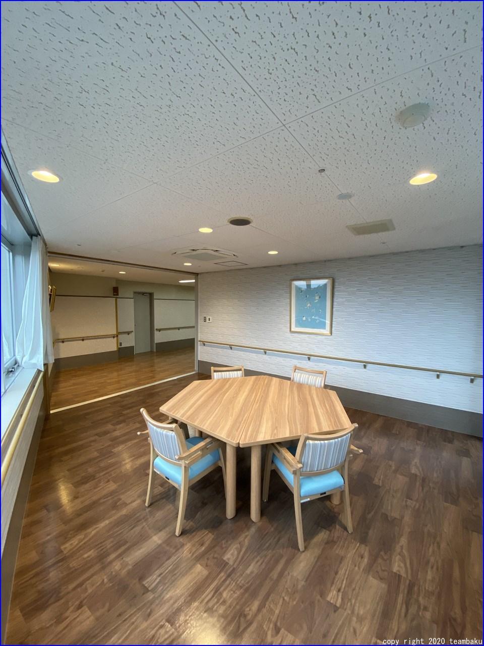 N病院グループ N病院東館 介護医療院 転換改修工事 4_c0376508_10424630.jpg