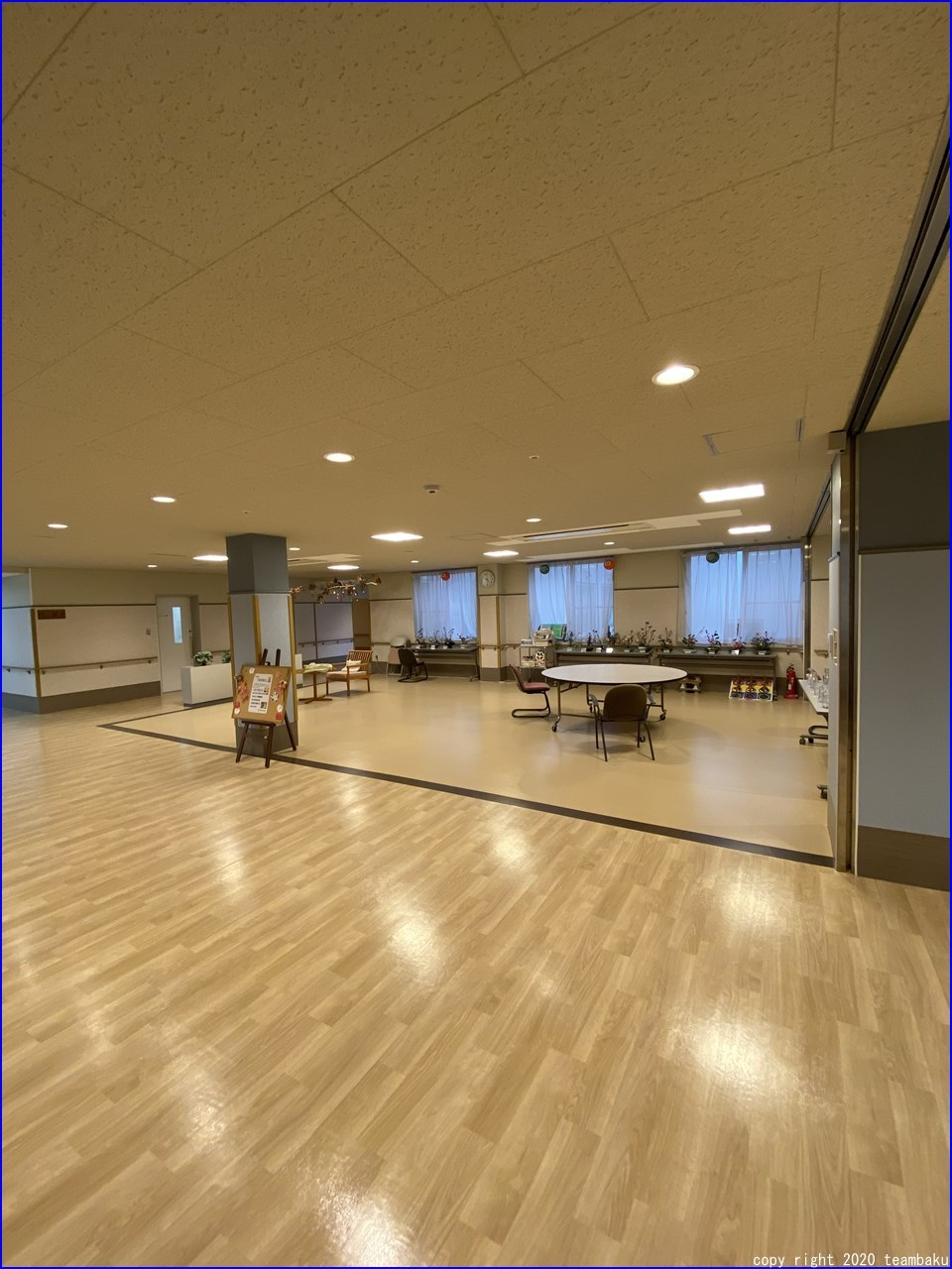 N病院グループ N病院東館 介護医療院 転換改修工事 4_c0376508_10425412.jpg