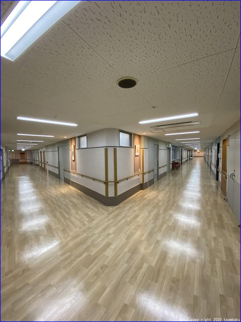 N病院グループ N病院東館 介護医療院 転換改修工事 4_c0376508_10425760.jpg