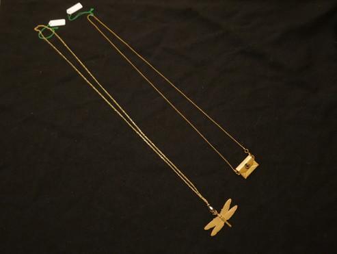 Vintage Necklace 真鍮_f0144612_14001245.jpg