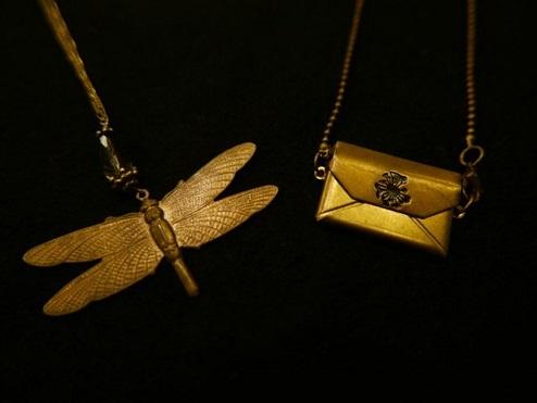 Vintage Necklace 真鍮_f0144612_14085835.jpg