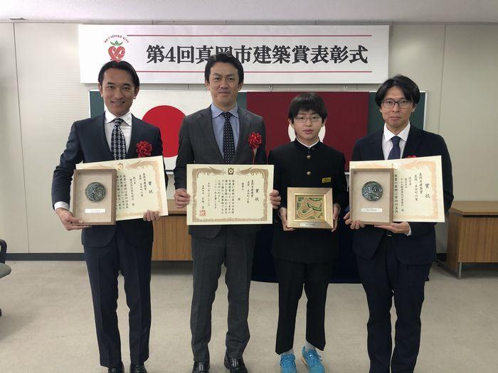 真岡のOMソーラーの家が「真岡市建築賞」を受賞しました_a0059217_13181051.jpg