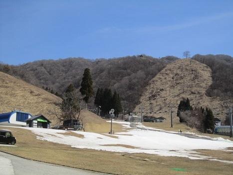 この冬最後の雪遊び~♪_b0177436_14182289.jpg
