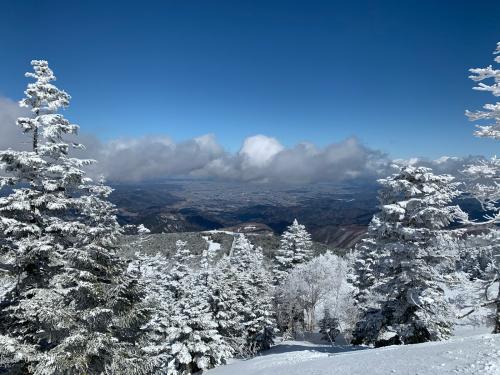 今シーズン最後のスキーは天元台❗️_a0044162_19573636.jpg