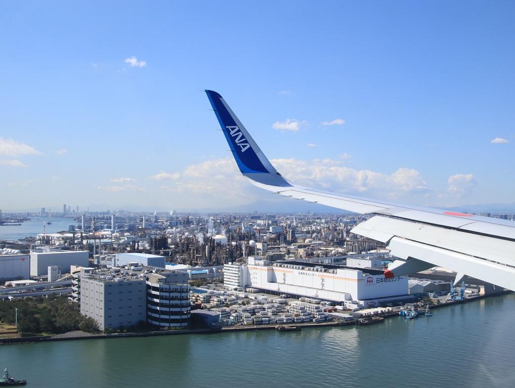 NH22便 羽田へ (用事があり)3月11日_d0202264_12313359.jpg
