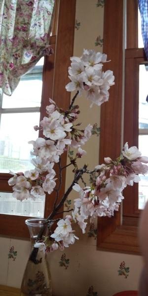 😊春の一時☕️香り高いコーヒーと平和の折鶴パッチワーク😊_f0061067_21592694.jpg