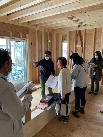 藤沢市S様邸の上棟です_c0130172_15544409.jpg