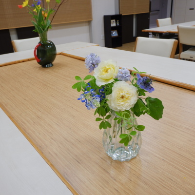 オークリーフ(絵画教室の花15)_f0049672_17010512.jpg