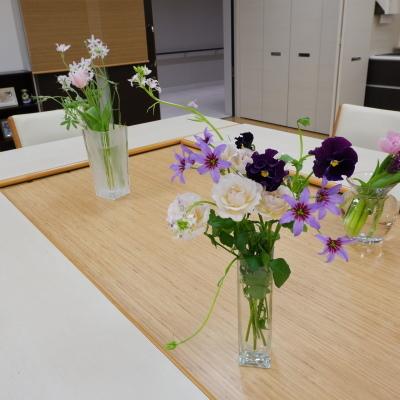 オークリーフ(絵画教室の花15)_f0049672_17010826.jpg
