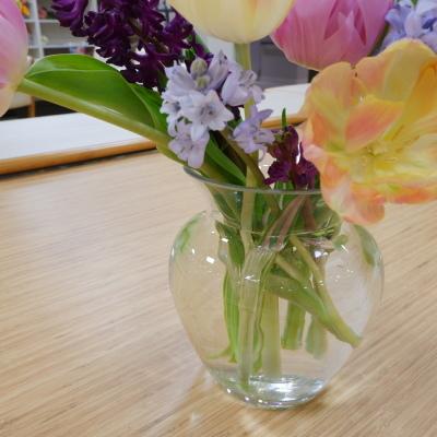 オークリーフ(絵画教室の花15)_f0049672_17011331.jpg