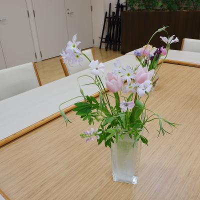 オークリーフ(絵画教室の花15)_f0049672_17011746.jpg