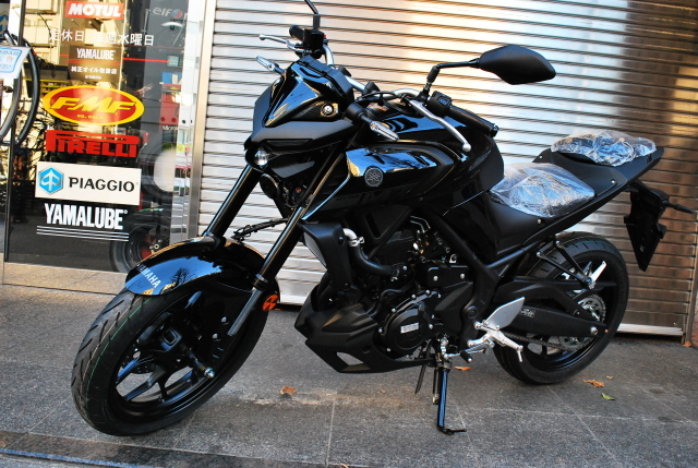 ヤマハ新型MT-25、MT-03本日発売開始!_d0099181_16254456.jpg