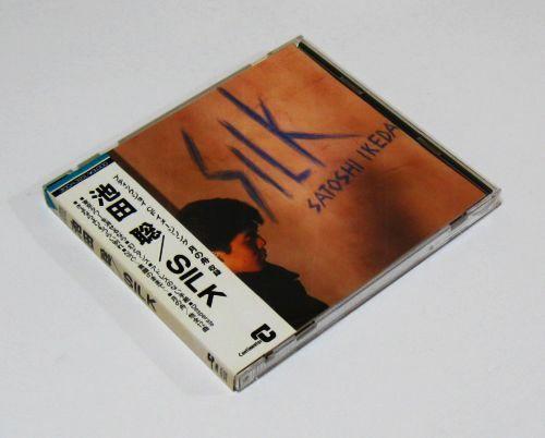 SILK/池田聡_b0170184_21473675.jpg