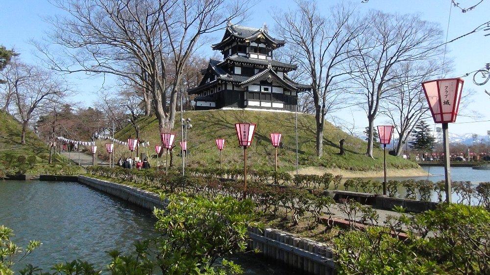 高田城址公園の桜!_e0065084_1402663.jpg