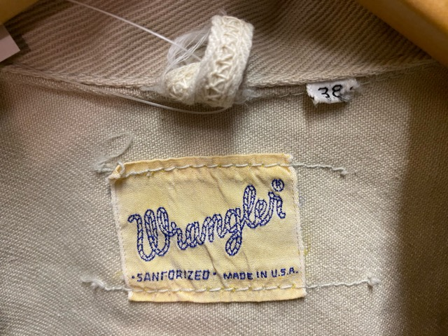 4月1日(水)マグネッツ大阪店、春ヴィンテージ入荷!!#3 Jkt & Shirt編!! Wrangler 77MJZ & WESTERNER、ChampionShirt!!_c0078587_2020668.jpg