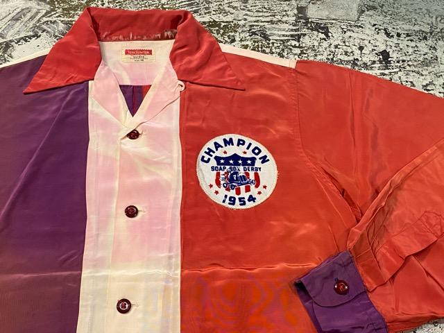 4月1日(水)マグネッツ大阪店、春ヴィンテージ入荷!!#3 Jkt & Shirt編!! Wrangler 77MJZ & WESTERNER、ChampionShirt!!_c0078587_20322712.jpg