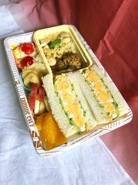 Saturday Lunch box_b0376788_13300618.jpg