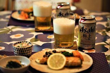 サーモンムニエルとワタシの簡単昼ご飯!_d0367191_12282858.jpg