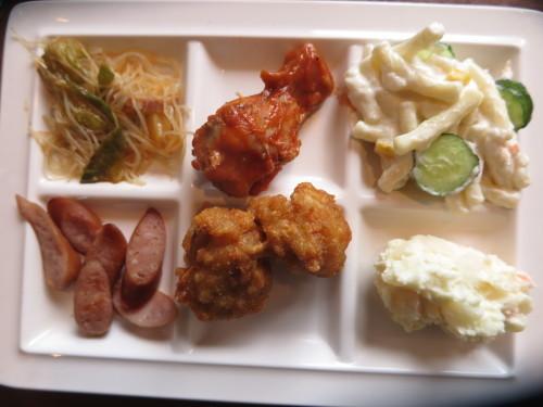 朝:芋もっち&焼き餅 昼:ピソリーノでパスタ&ピザ 夜:_c0075701_18572475.jpg
