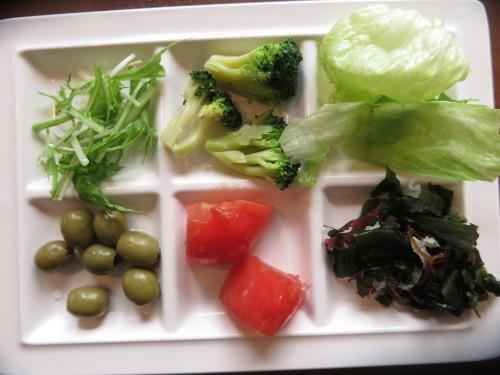 朝:芋もっち&焼き餅 昼:ピソリーノでパスタ&ピザ 夜:_c0075701_18573156.jpg