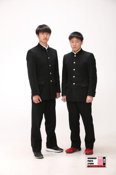 龍之介さん☆卒業・入学_b0203705_14012163.jpg