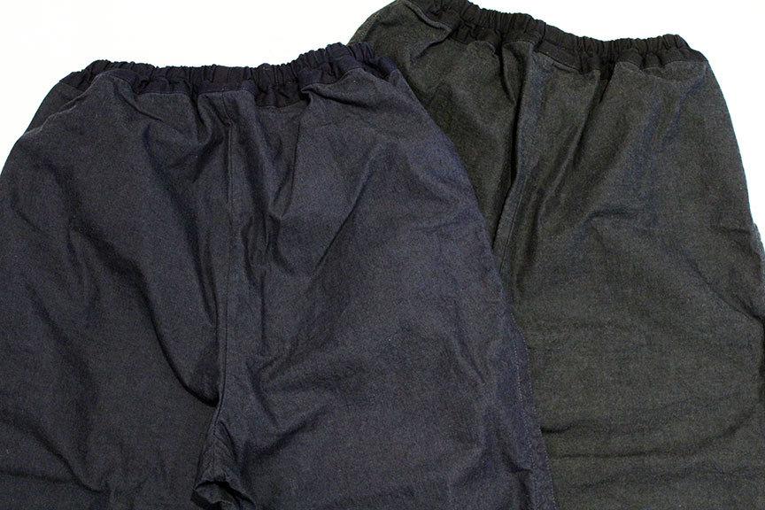 "Ordinary fits (オーディナリーフィッツ) \"" NARROW BALL PANTS \""_b0122806_13543431.jpg"
