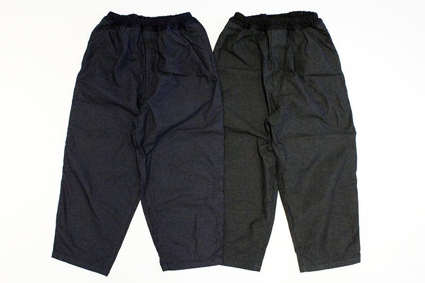 "Ordinary fits (オーディナリーフィッツ) \"" NARROW BALL PANTS \""_b0122806_13545521.jpg"