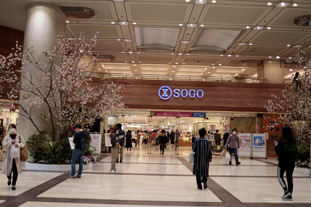 横浜駅 3/28点描_d0011713_10360695.jpg
