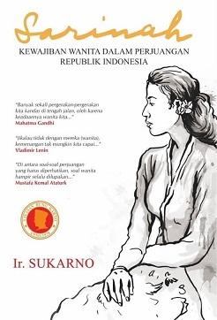 新刊:Sarinah, Kewajiban Wanita dalam Perjuangan Republik Indonesiaスカルノ インドネシア語_a0054926_20020956.jpg