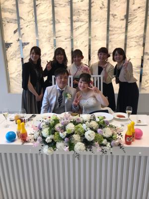 翔子ちゃんの結婚式♡_a0306726_15234003.jpg