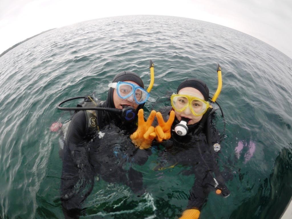 ウミガメと一緒にダイビング~♪_a0189838_12080085.jpg