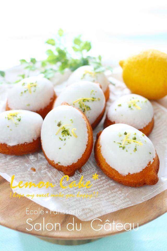 Lemon Cake*_c0193245_14390630.jpg
