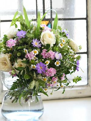 *小花のブーケ *_e0159050_21310829.jpeg