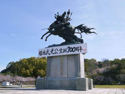 菊池公園、菊池神社の桜photoコレクション 2020_a0254656_18561387.jpg