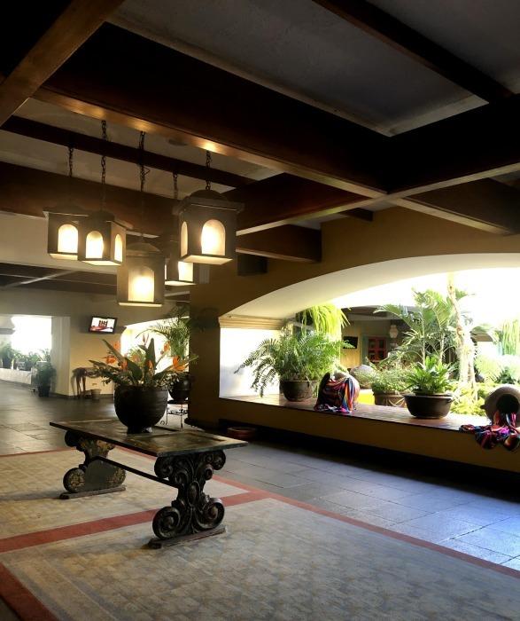アンティグアのホテル Soleil La Antigua @グアテマラ_a0092659_14130007.jpg