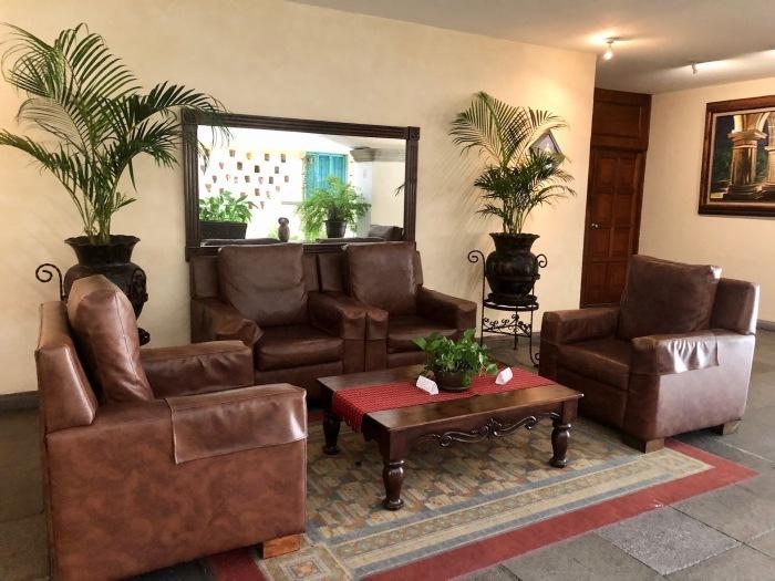 アンティグアのホテル Soleil La Antigua @グアテマラ_a0092659_14134916.jpg