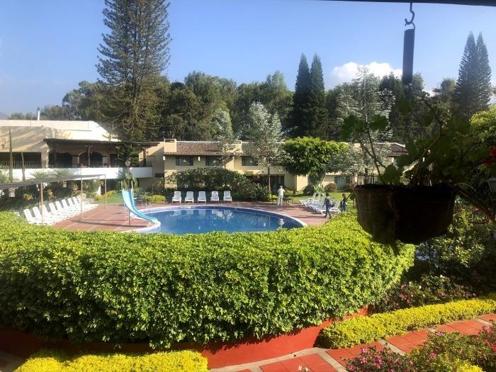 アンティグアのホテル Soleil La Antigua @グアテマラ_a0092659_14175344.jpg