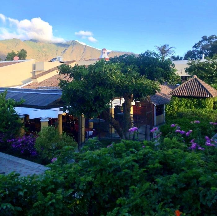 アンティグアのホテル Soleil La Antigua @グアテマラ_a0092659_14183379.jpg