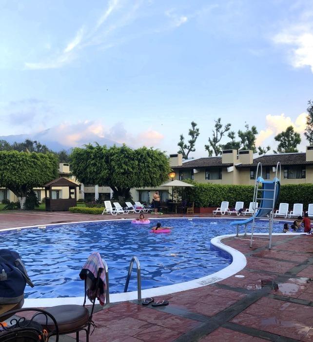 アンティグアのホテル Soleil La Antigua @グアテマラ_a0092659_14190625.jpg