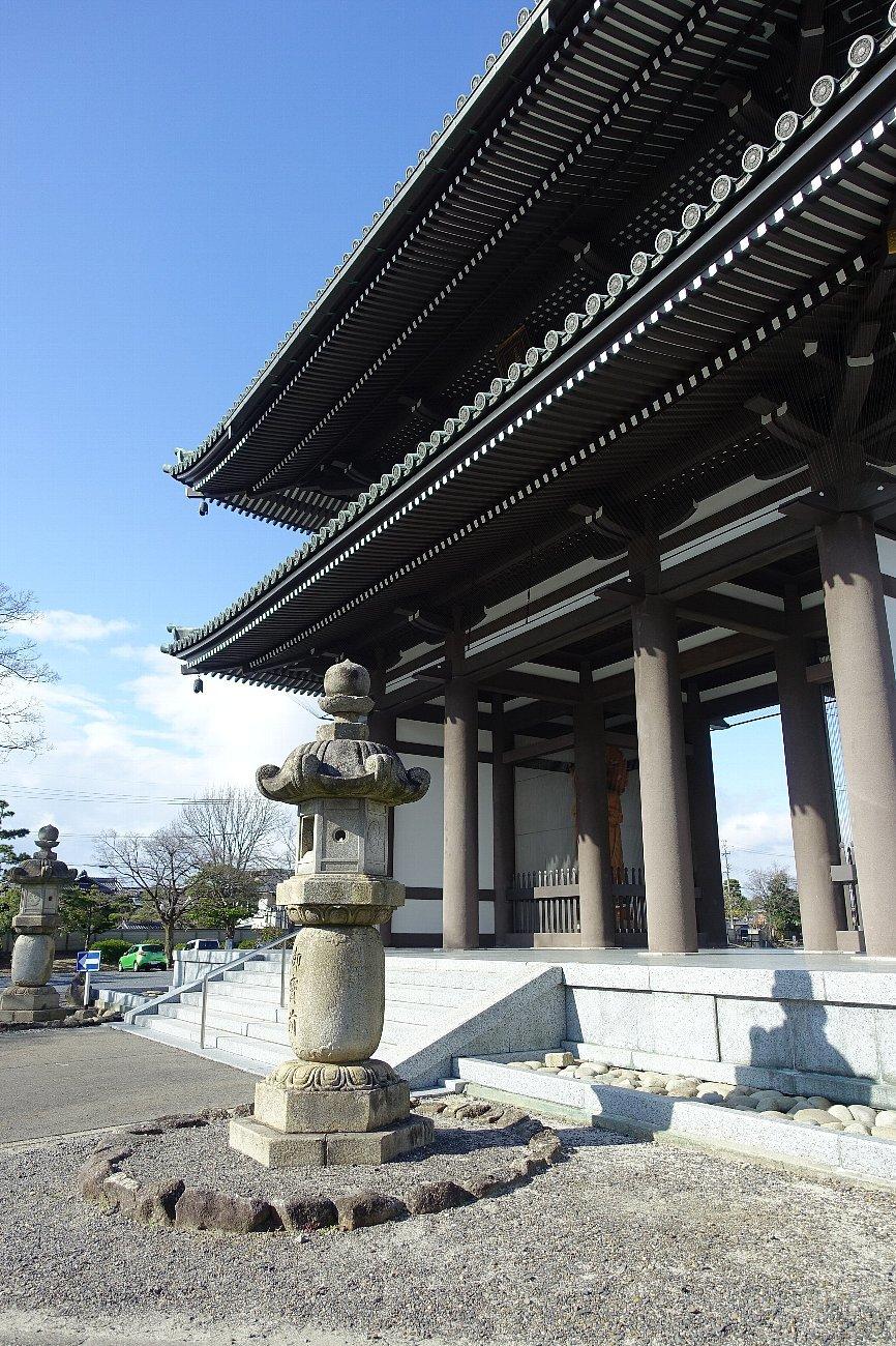 覚王山 日泰寺_c0112559_08214483.jpg