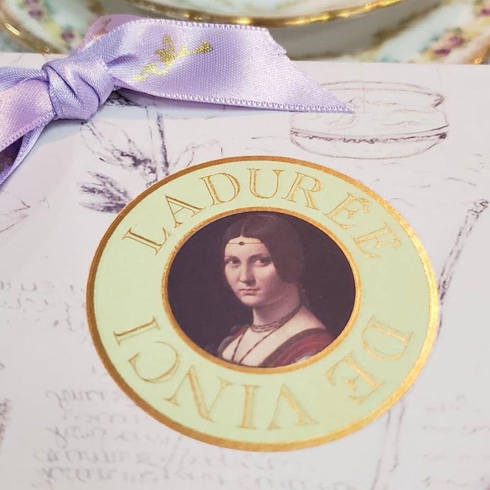 Leonard de Vinci Au Louvre。。。ルクレツィアの肖像☆*+☆*+_a0053662_02432434.jpg