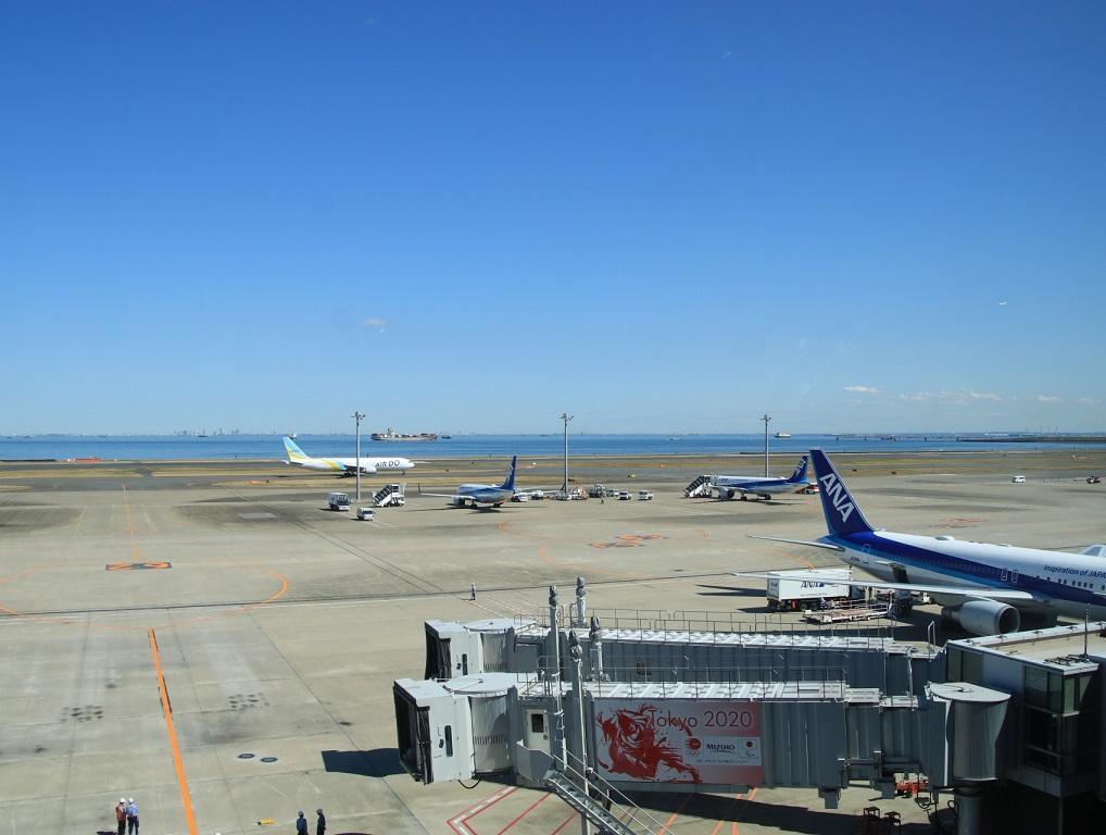 NH22便 羽田へ (用事があり)3月11日_d0202264_19553214.jpg